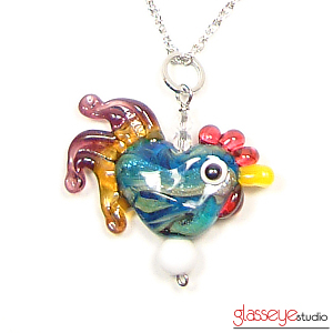 Chicken Necklace (1)